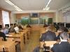 В кабинете физики-информатики