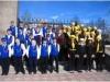 Коллективы духового оркестра и мажореток