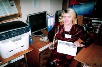 Воронина Ольга Петровна - библиотекарь