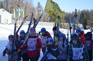 Лыжные гонки (тренер Гибадулина Е.Г.