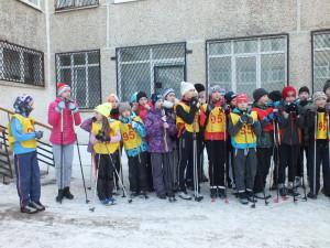 Лыжные гонки (тренер Техтелев А.А.)