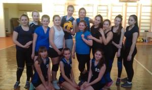 волейбол ст (тренер Еремеев А.В.)